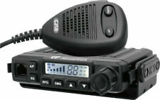 CRT Millenium AM FM UK/las normas europeas ultra compacto de 80 CANALES CB Radio Móvil