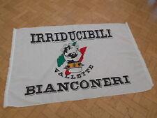 STENDARDO BANDIERA FLAG IRRIDUCIBILI JUVENTUS 85X130 MODELLO 002