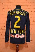 FC New York Red Bulls jersey 2014/2015/2016 football shirt USA MLS  MATCH WORN