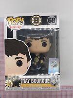 Funko Pop NHL #68 Ray Bourque Figure I04