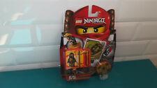 19.9.15.5 LEGO NINJAGO Neuf 2170 figurine figure minifig toupie cole DX