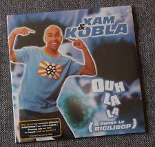 Xam & Kobla, ouh la la (danse le Bigilibop),  CD single