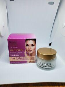 Dead Sea Collection Anti-Wrinkle Retinol Day Cream. Paraben Free