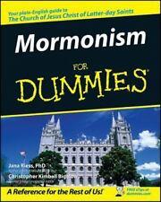 Mormonism For Dummies, Bigelow, Christopher Kimball, Riess, Jana, 0764571958, Bo