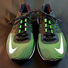 Nike Zoom Speed TR3 804401-310 black white green halfshoes 8.5, 42 EUR RARE