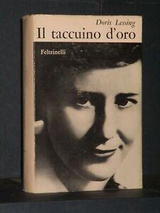 Doris Lessing - Il taccuino d'oro - I Narratori Feltrinelli - Prima ed., 1964