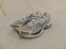 Saucony Ride 2 Running Shoes Women's 8 Pro/Grid 10040-1 Hydrator Blue 50276