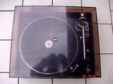 HighEnd Vintage Plattenspieler Dual 721 ShureTonabnehmersystem V15 III-LM Top