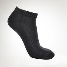 3 Pairs Deodorant Socks Sports Antibacterial Athletic Low Cut Socks Breathable