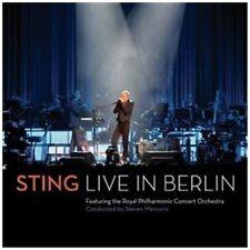 CD de musique pour Pop Sting