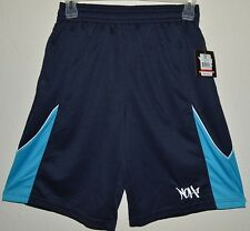 Nation of Hoop (NOH) Basketball Shorts Blue Shades Men's Small (S) New with Tags