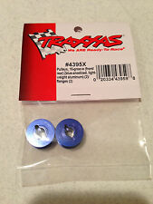 Traxxas Nitro 4-Tec Blue Aluminum 15T Groove Pulleys 4395X
