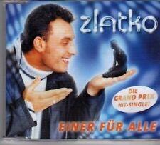 (BJ537) Zlatko, Einer Für Alle - 2001 CD