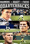 NFL Manning, Brady and Favre - The Field Generals (DVD, 2008)