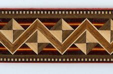 """1-11/16"""" - """"Never to be seen again"""" Buffard Frères Marquetry Banding (I-4)"""