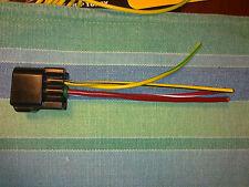 Suzuki Starter Relay solenoid CONNECTOR PLUG TL1000 GSXR Hayabusa SV650 SV1000
