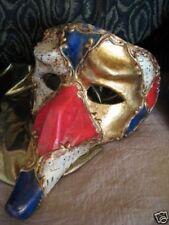 Masque vénitien en papier maché