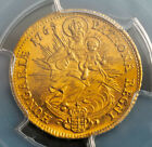 1765, Kingdom of Hungary, Maria Theresa. Gold Ducat Coin. Kremnitz! PCGS MS-61!