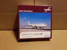 NIB HERPA 501965 QATAR AIRBUS A300-600 1:500 SCALE NEW IN BOX DIE CAST MODEL MIB