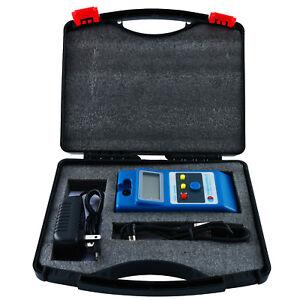 WT10A LCD Tesla Meter Gaussmeter Surface Magnetic Field Tester US