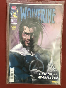 9.4 NM NEAR MIN WOLVERINE  # 148 149  GERMAN EURO VARIANT DELL OTTO  WP YOP 2001