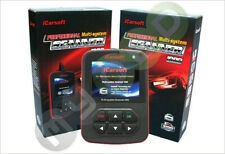 ICarsoft i980 para mercedes error de diagnóstico leer Borrar ABS airbag SRS motor