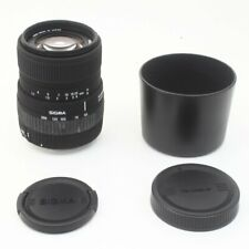 Secondhand Sigma 55-200Mm F4-5.6 Dc Digital Only For Cannon