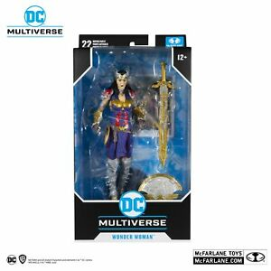 DC Multiverse Wonder Woman Designed by Todd McFarlane - McFarlane Toys