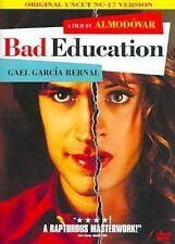 USED (VG) Bad Education (Original Uncut NC-17 Edition) (2005) (DVD)