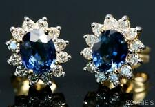 Sapphire Yellow Gold 18k Fine Jewellery