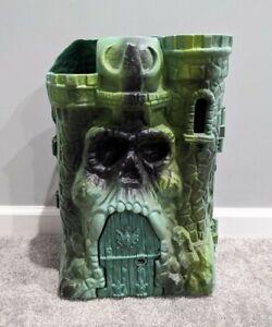 Vintage Masters of the Universe He-Man Mattel Castle Grayskull 1981 Incomplete