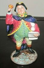 Royal Doulton Town Crier Figurine Hn 2119 Mulberry Hall York England Limited