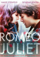Romeo and Juliet (2013 Douglas Booth) DVD NEW