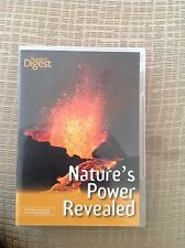 NATURES POWER REVEALED 3 Set DVD GENUINE ITEM AS NEW,FIRE, WATER ,ATMOSPHERE