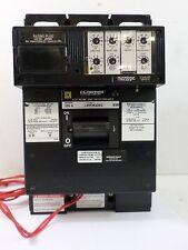 Square D LXIP36225G  LSIG Panel Mount 225 amp Electronic I-Limiter Micrologic