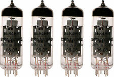 A Matched set of FOUR Electro Harmonix EL84 Power Vacuum Tubes / Valves