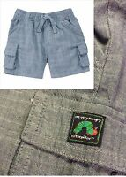 Gymboree The World of Eric Carle™ Caterpillar Cargo Chambray Shorts 12-18 M