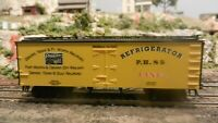 Roundhouse MDC Panhandle Route Old Time 36'  Reefer, Upgraded, Exc