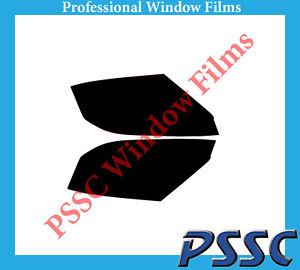 Alfa 4C 2013-Current Pre Cut Car Auto Window Tint Window Film Front Windows Kit