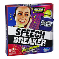 Hasbro Speech Breaker Game Family Party Fun - Ideal Present - FAST POSTAGE