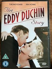 TYRONE POWER THE EDDY DUCHIN STORY 1956 Big Band Músico Biografía Clásica GB DVD