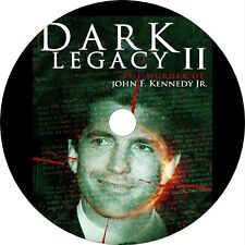 Dark Legacy Ii 2014 Jfk Jr. Conspiracy Documentary Dvd