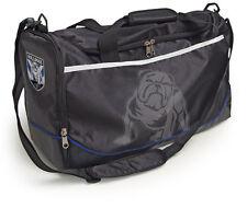 Bulldogs -NRL Official Team Logo Sports Carry Shoulder Football GYM Training bag