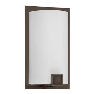 Nolan 1-light Wall Sconce - Oakley Rubbed Bronze Orig $282
