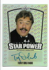 2015 POP Century  Autograph Card  SP-TO1  Tony Orlando