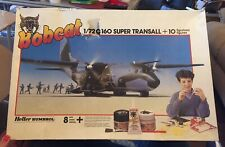 HELLER / BOBCAT C-160 SUPER TRANSALL PLASTIC MODEL AIRPLANE KIT 3003