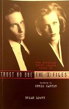 Trust No One The Official Guide to the  X-files The Third Season used illust PB