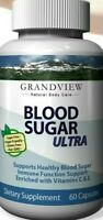 Blood Sugar Ultra - Helps Normalize Blood Sugar Levels Cardiovascular Health Pro