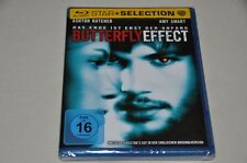 Blu Ray - Butterfly Effect - Ashton Kutcher - Neu OVP Blueray