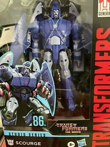 Transformers Studio Series 86-05 Scourge NIB Express Shipping Aupost